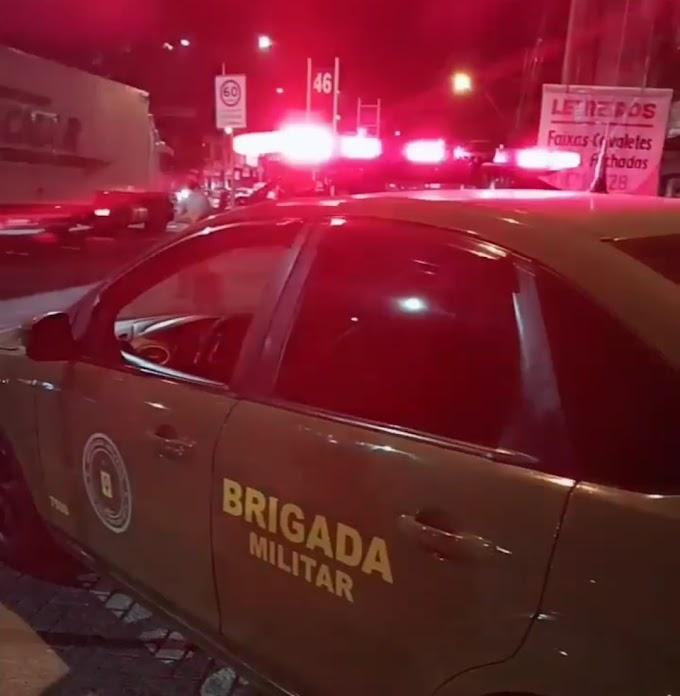 Brigada Militar de Cachoeirinha divulga indicadores do ano de 2020