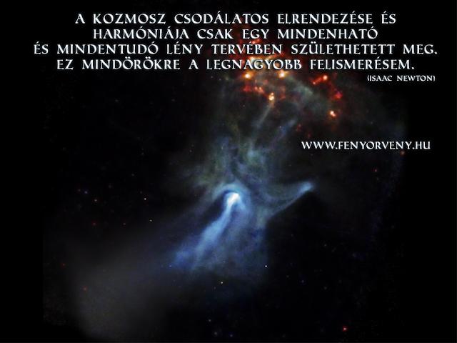 A Kozmosz csodálatos elrendezése
