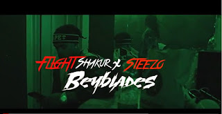 New Video: Flight Shakur – Beyblades