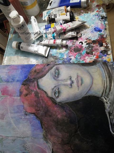 Acrylbilder-malen-und-Atelier-einrichten