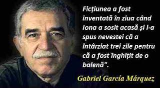 Maxima zilei: 6 martie - Gabriel García Márquez