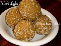 Fenugreek Ladoo