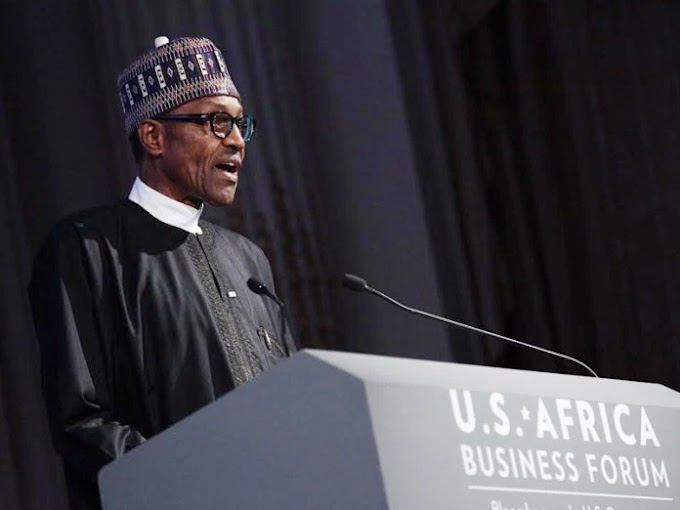 """Nigeria Will Not Slip Back to Lazy Overreliance on Oil ""- Buhari"