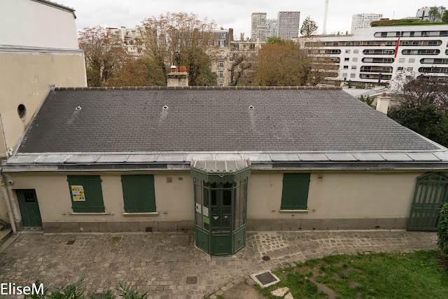 Maison de Balzac à Passy