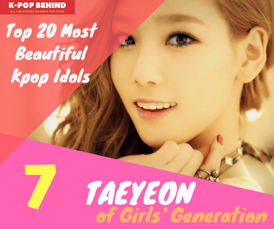 Taeyeon of Girls' Generation