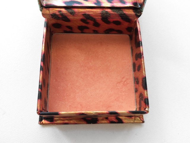Benefit Blushes, Benefit Cosmetics, Benefit Coralista