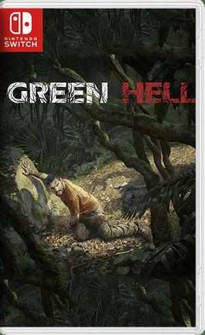 Green Hell v1.1 NSP XCI NSZ For Nintendo Switch