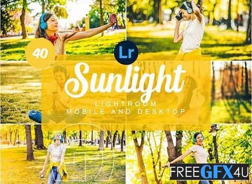 Sunlight Mobile and Desktop PRESETS