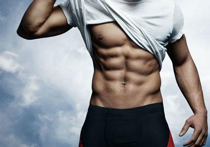 تضخيم العضلات | افضل تمارين لعضلات البطن اليوم الاول ( six pack )