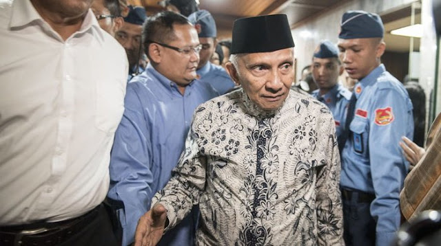 Ingin Presiden Baru, Amien Rais: Pengajian Harus Disisipi Politik