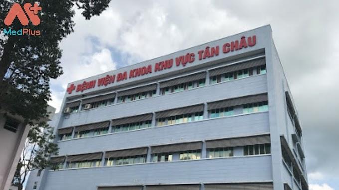 The One đơn vị lắp đặt máy giặt công nghiệp tại bệnh viện đa khoa khu vực Tân Châu