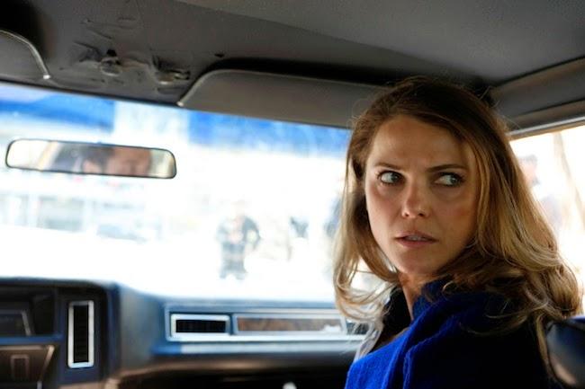 The Americans Elisabeth coche