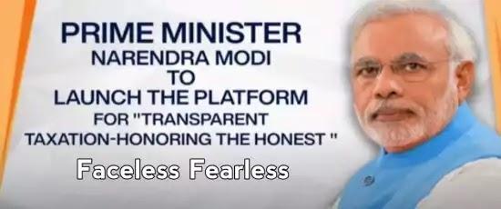 prime minister transparent taxation