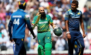 Sri Lanka vs South Africa 3rd Match ICC CT 2017 Highlights