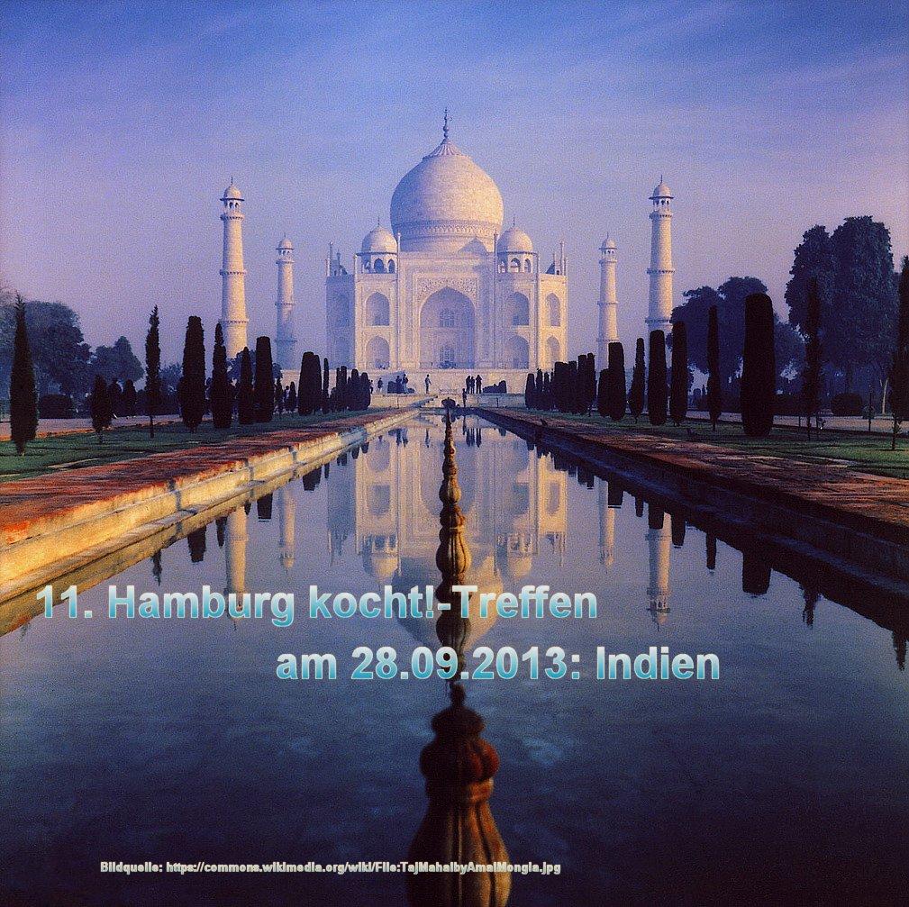 Hamburg Indien
