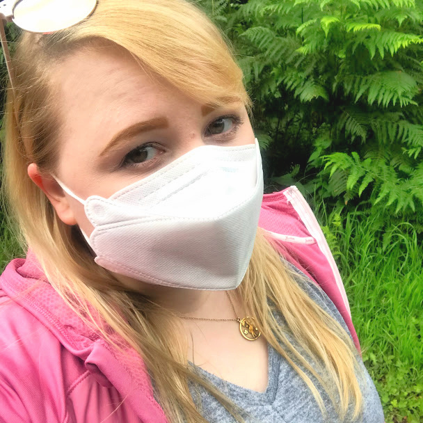 Danielle Levy, Air Queens UK, face masks, Wirral blogger, Liverpool blogger, health blogger, nursing,