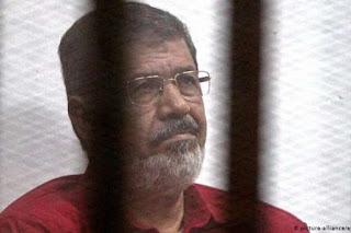 وفاة محمد مرسى عيسى العياط الرئيس المصري الأسبق اثناء محاكمته في قضية التخابر 17-6-2019
