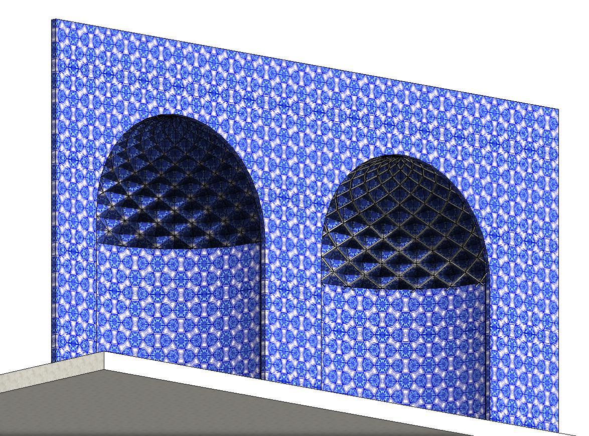 Islamic Pattern In Revit | Modeling Muqarnas in Revit - CAD Needs