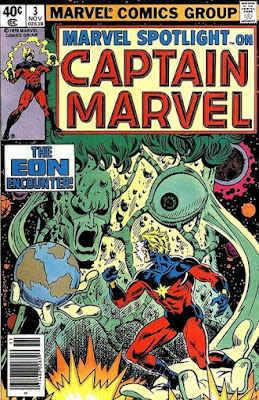 Marvel Spotlight on Captain Marvel #3, Eon