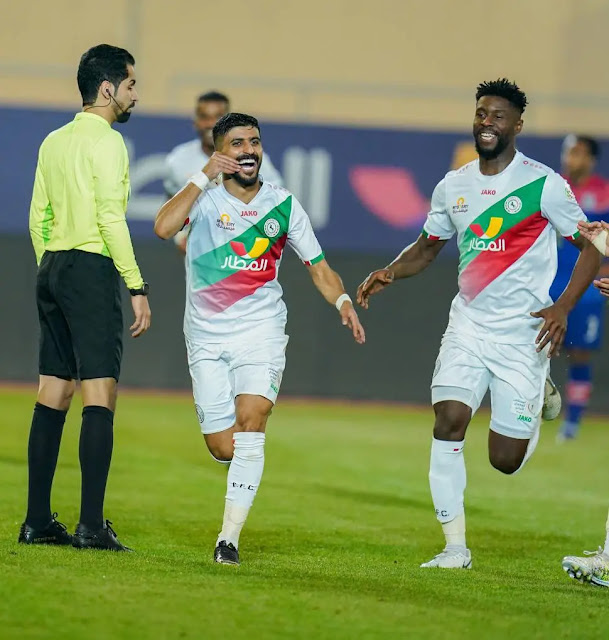 فوز كبير للإتفاق على أبها في 4-1 في الجولة 18 من الدوري السعودي