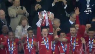 Manchester United Juara Piala Liga Inggris, Kalahkan Southampton 3-2