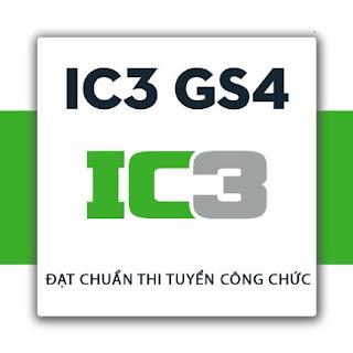 Khóa học ôn thi chứng chỉ IC3 GS4 Cam Kết Đầu Ra - TinhocPST ebook PDF-EPUB-AWZ3-PRC-MOBI