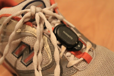 foot pod เครื่องวัดระยะทางแบบติดรองเท้า