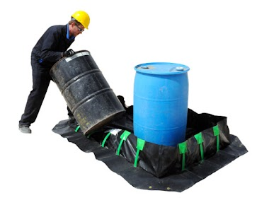 Using Foam For Containment Jobs