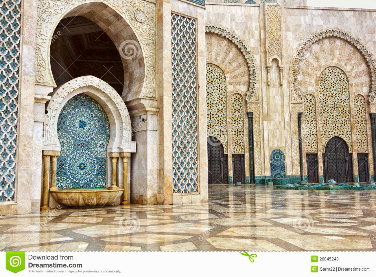 The Great Mosque Of Hassan Ii In Casablanca Alhamratour