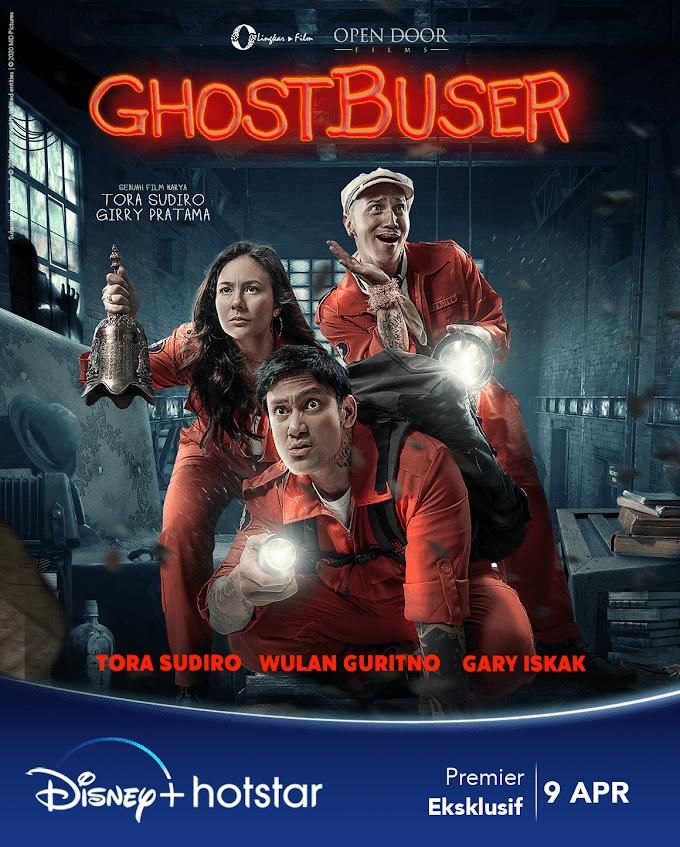 Ghost Buser (2021)