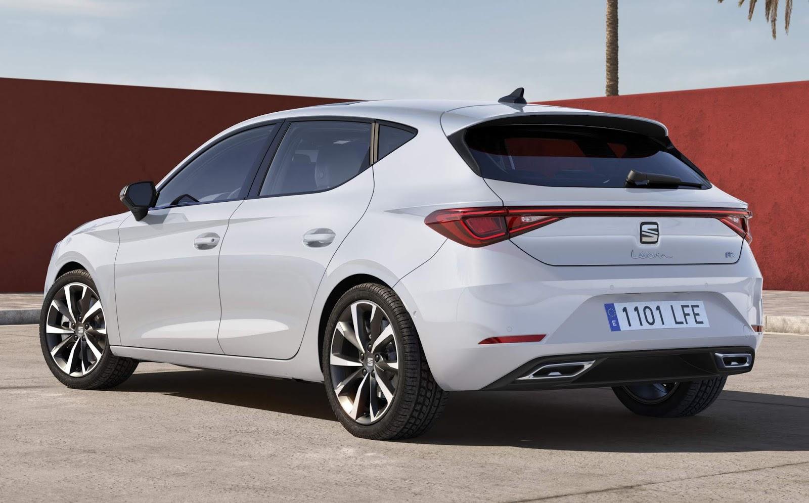 Novo Seat Leon 2021 terá versão movida a gás natural (GNV ...