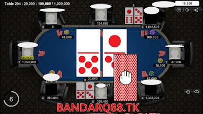 BandarQ Online Dengan Nilai Kememanngan 95% Win Hanya Di SaktiQQ !