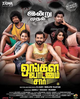 Ungala Podanum Sir 2019 Tamil 720p HQ Pre-DVDRip 1GB