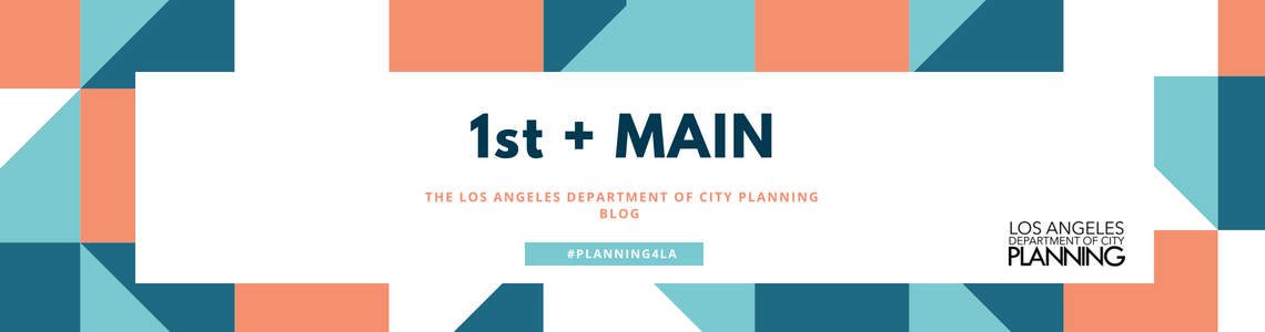 1st + Main | The City Planning Department Blog