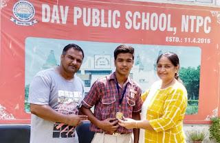 गौतम भारद्वाज ने 31 वी सब जूनियर मैन बॉक्सिंग चैंपियनशिप प्रतियोगिता में स्वर्ण पदक जीता