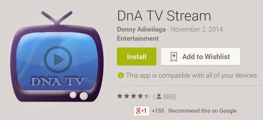 Dna Tv Ei Toimi Android