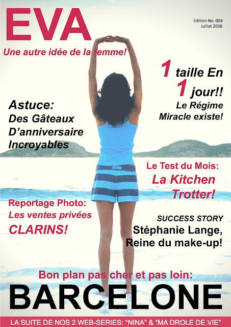 Eva magazine: le magazine qui ne se prend pas la tête
