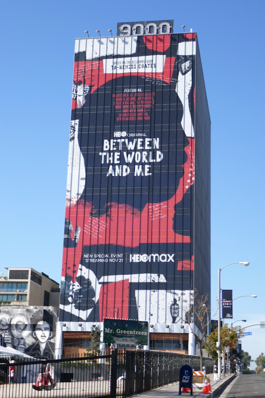 Giant Between the World and Me billboard