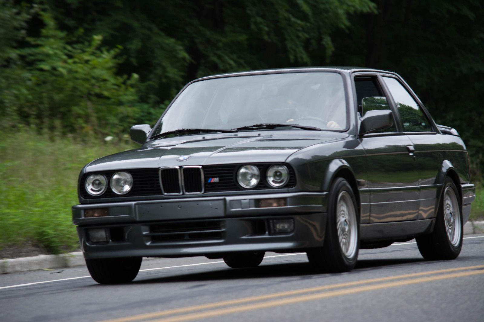 Vergi sınırı olan ülkelere özel E30 M3; BMW M320is - Sekiz ...