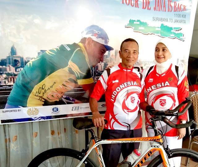 sepeda surabaya-jakarta