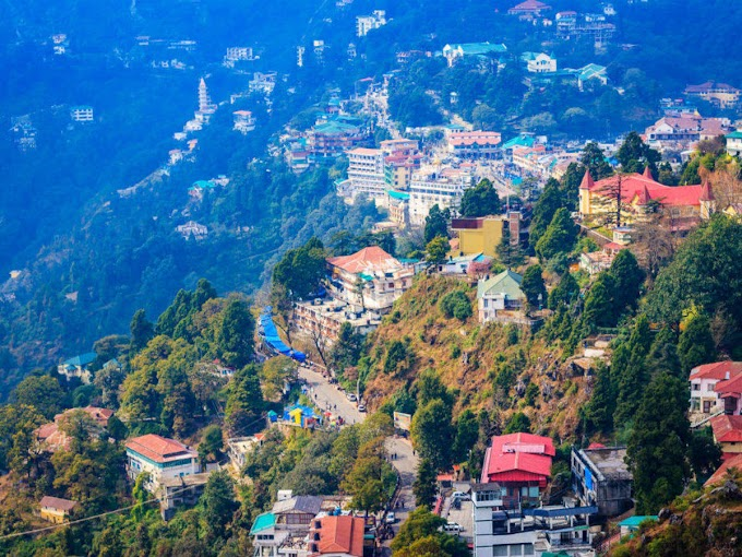 PLACES TO EXPLORE IN MUSSOORIE