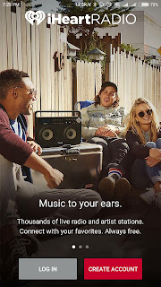 iHeartRadio Aplikasi Musik Terbaik di Android