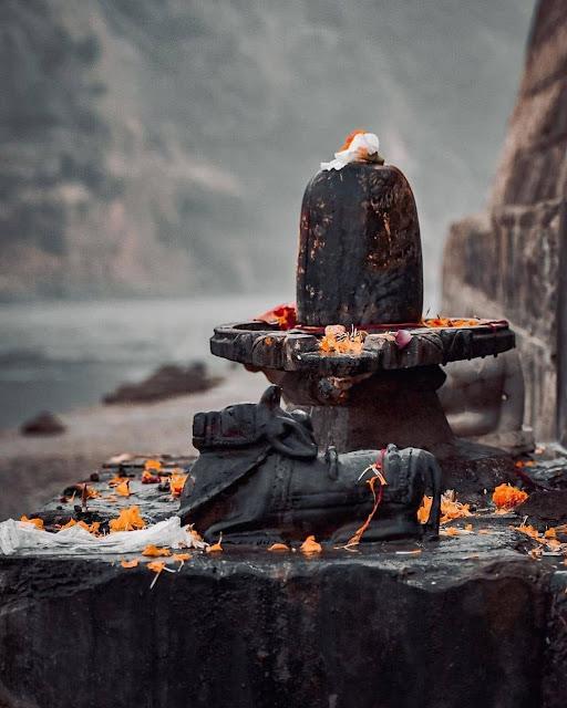 Hindu god Shiv