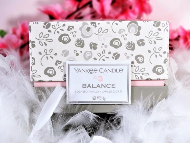 avis Making Memories - Balance (Sugared Vanilla) de Yankee Candle, blog bougie, blog beauté, blog parfum