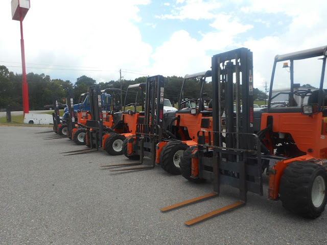 Which 5 Moffett Forklift For Sale Are Best For Warehouse?