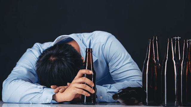 Meminum alkohol