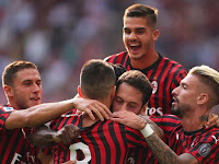 AC Milan vs Brescia: Calhanoglu makes the San Siro party