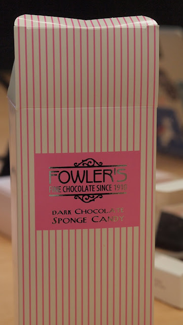 Fowler's Sponge Candy in Western New York