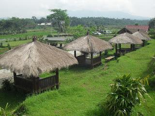 Lokasi Tempat Wisata Desa Wisata Semen Blitar