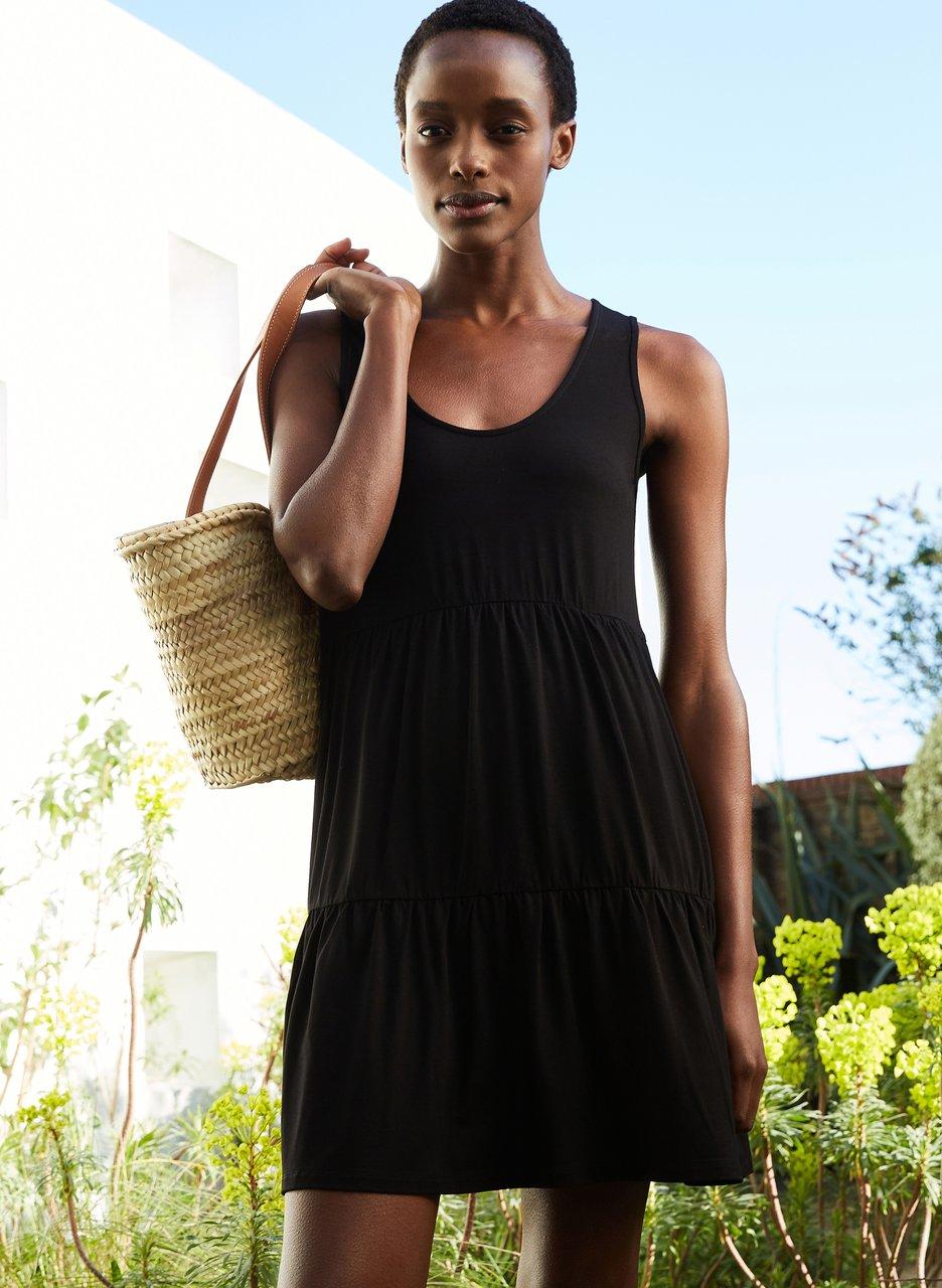 my midlife fashion, Baukjen Eloise dress